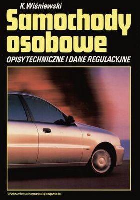 Okładka książki Samochody osobowe Tom 11