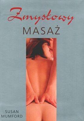 Okładka książki Zmysłowy masaż