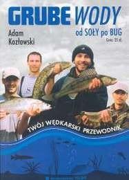 Okładka książki Grube wody od Soły po Bug