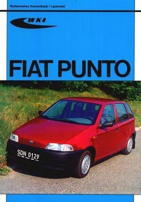 Okładka książki Fiat Punto