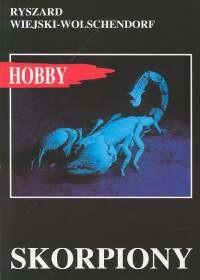 Okładka książki Skorpiony