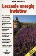 Okładka książki Leczenie energią kwiatów