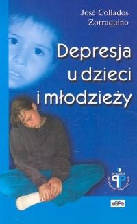 Okładka książki Depresja u dzieci i młodzieży