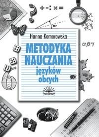 Okładka książki Metodyka nauczania języków obcych