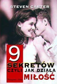 Okładka książki 9 sekretów, czyli jak działa miłość