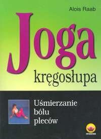 Okładka książki Joga kręgosłupa