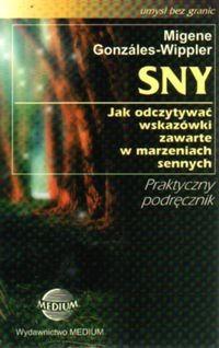 Okładka książki Sny Jak odczytywać...
