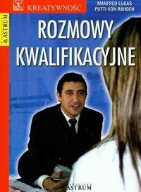 Okładka książki Szukam pracy Rozmowy kwalifikacyjne