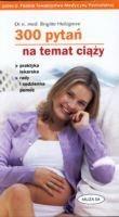 Okładka książki 300 pytań na temat ciąży