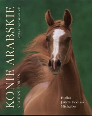 Okładka książki Konie arabskie