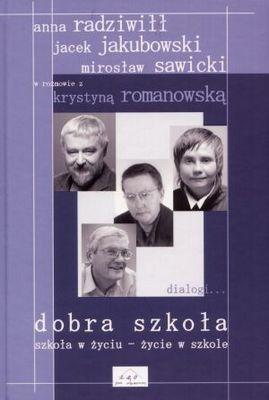 Okładka książki Dobra szkoła