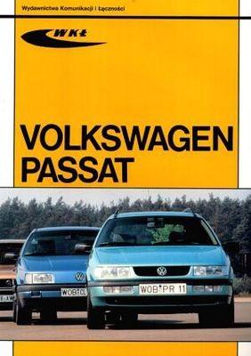 Okładka książki Volkswagen Passat modele 1988-1996