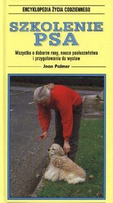 Okładka książki Szkolenie psa