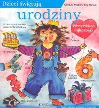 Okładka książki Dzieci świętują urodziny