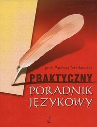 Okładka książki Praktyczny poradnik językowy