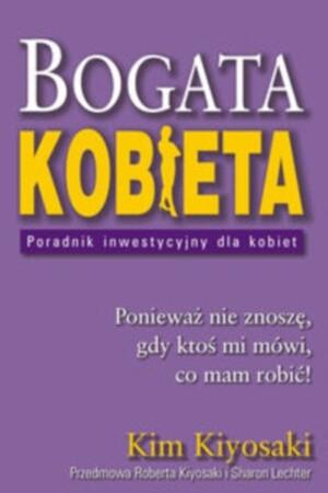 Okładka książki Bogata kobieta