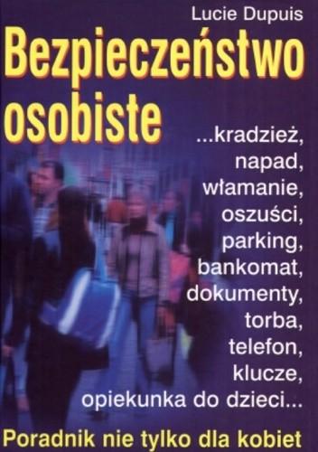 Okładka książki Bezpieczeństwo osobiste