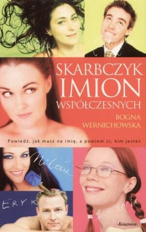 Okładka książki Skarbczyk imion współczesnych