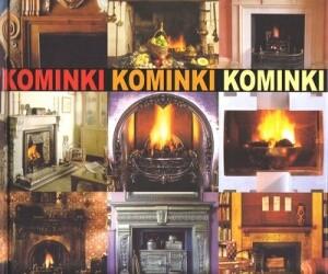 Okładka książki Kominki. Projektowanie domowego ogniska
