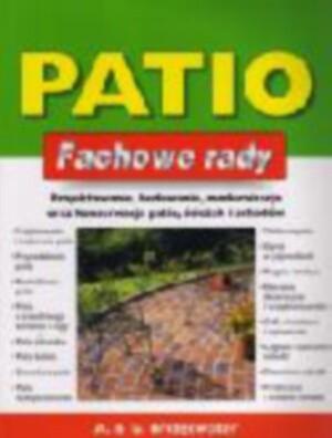 Okładka książki Patio. Fachowe rady