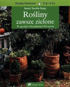 Okładka książki Rośliny zawsze zielone