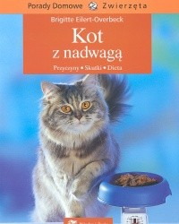 Okładka książki Kot z nadwagą