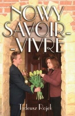 Okładka książki Nowy savoir-vivre