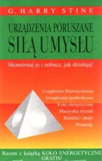 Okładka książki Urządzenia poruszane siłą umysłu