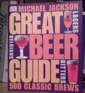 Okładka książki Great Beer Guide