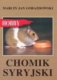 Okładka książki Chomik syryjski