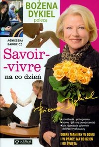 Okładka książki Savoir vivre na co dzień