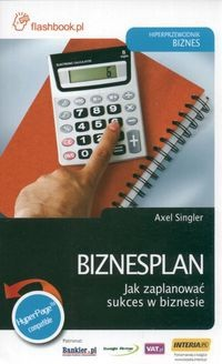 Okładka książki Biznesplan. Jak zaplanować sukces w biznesie