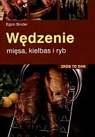 Okładka książki Wędzenie mięsa, kiełbas i ryb