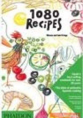 Okładka książki 1080 Recipes
