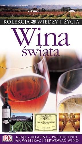 Okładka książki Wina świata