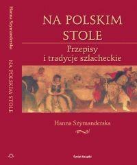 Okładka książki Na polskim stole