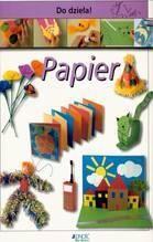Okładka książki Papier