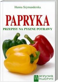 Okładka książki Papryka