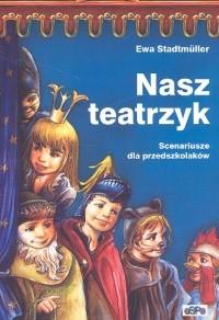 Okładka książki Nasz teatrzyk