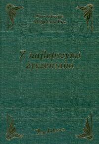 Okładka książki z najlepszymi życzeniami