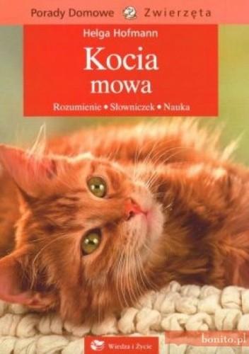 Okładka książki Kocia mowa
