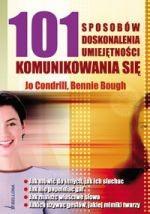 Okładka książki 101 SPOSOBóW DOSKONALENIA UMIEJETNOŚCI KOMUNIKOWANIA SI