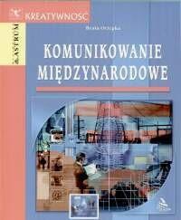 Okładka książki Komunikowanie międzynarodowe