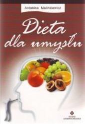 Okładka książki Dieta dla umysau