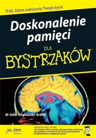 Okładka książki Doskonalenie pamięci