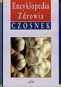 Okładka książki Czosnek Encyklopedia zdrowia