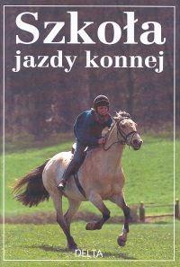 Okładka książki Szkoła jazdy konnej