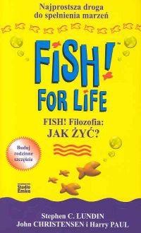 Okładka książki Fish! for life