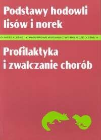 Okładka książki Podstawy hodowli lisów i norek