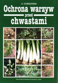 Okładka książki Ochrona warzyw przed chwastami